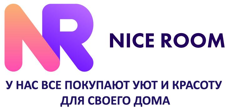 Логотип компании Nice Room Shop