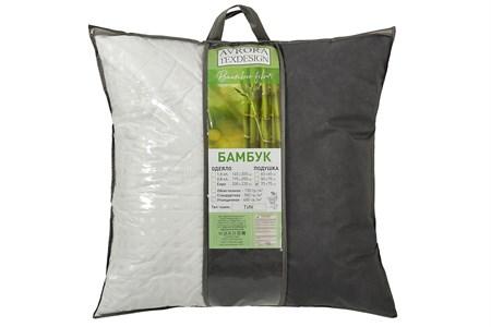 Подушка Бамбуковое волокно тик Classic Plus